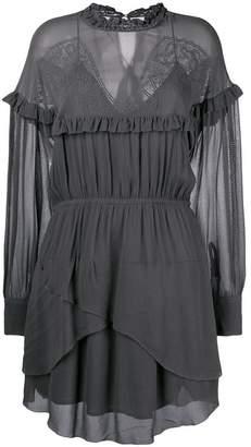 IRO short flared dress