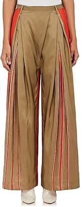 Warm Women's Sun Silk Crossover Pants