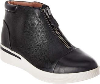 Gentle Souls Hazel Fay Leather High-Top Sneaker