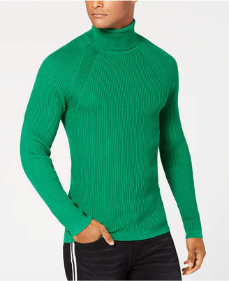 INC International Concepts I.n.c. Men's Ribbed Turtleneck Sweater