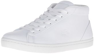 Lacoste Women's Straightset Chukka 316 1 Caw Fashion Sneaker $69.77 thestylecure.com