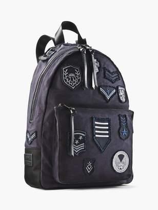 John Varvatos Gibson Patch Backpack