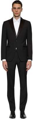 Ermenegildo Zegna Wool & Mohair Tuxedo Suit
