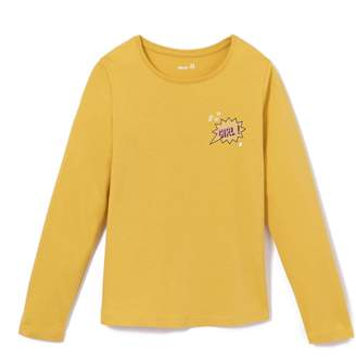 La Redoute Collections Cotton Printed T-Shirt, 3-12 Years