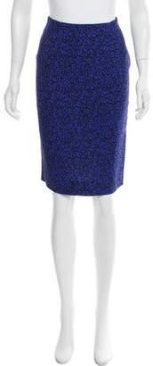 Jonathan Saunders Laura Crepe Skirt