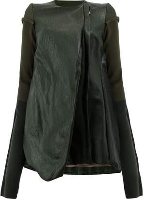 Rick Owens Oversized wool-blend jacket