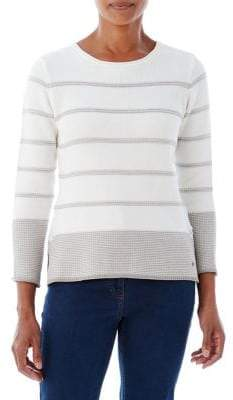 Olsen Striped Sweater