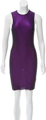 Alexander Wang Sleeveless Textured Dress