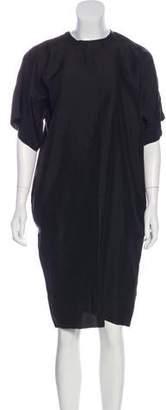 MS MIN Silk Midi Dress w/ Tags
