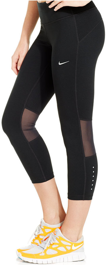 Nike Epic Run Dri-FIT Capri Leggings