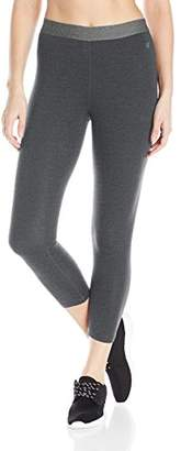 Champion Women's Everyday Cotton Stretch Capri Legging