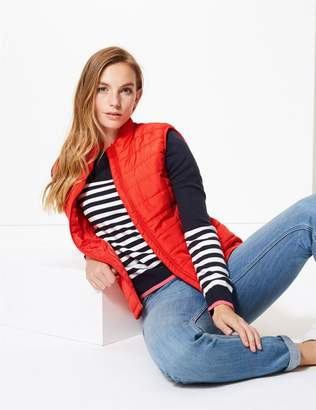 Marks and Spencer Padded & Quilted Gilet