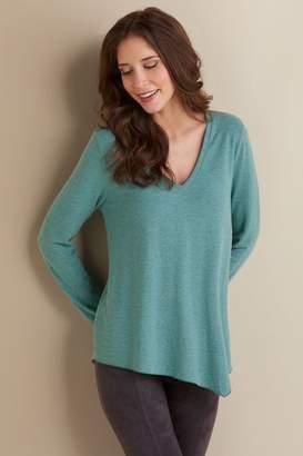 Soft Surroundings Simply Elegant Sweater