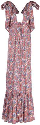 Rose' A Pois Long dresses - Item 34913478ON