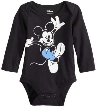 Osh Kosh Disneyjumping Beans Disney's Mickey Mouse Baby Bodysuit by Jumping Beans