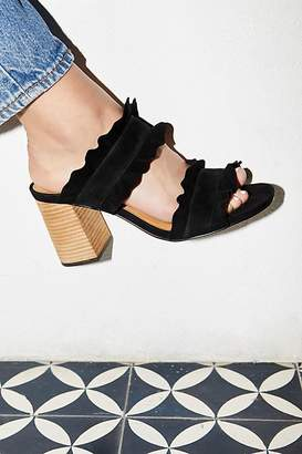 Free People Fp Collection Rosie Ruffle Heel