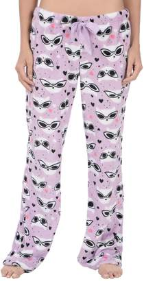 Body Candy Loungewear Women's PJs Cozy Fleece Plush Pajama Pants