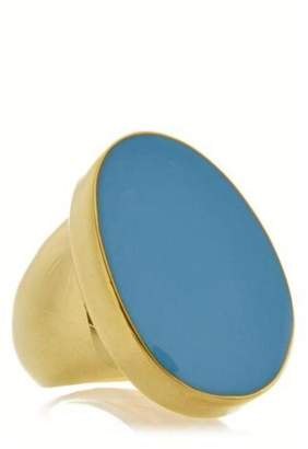 Kenneth Jay Lane Mandria Turquoise Ring