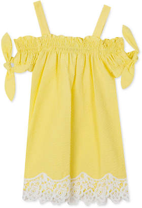 Rare Editions Baby Girls Seersucker Dress