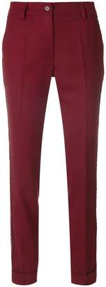 P.A.R.O.S.H. side stud trousers