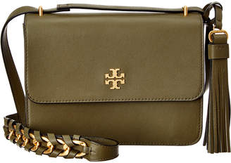 Tory Burch Brooke Leather Shoulder Bag