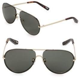 Elizabeth and James 61MM Aviator Sunglasses