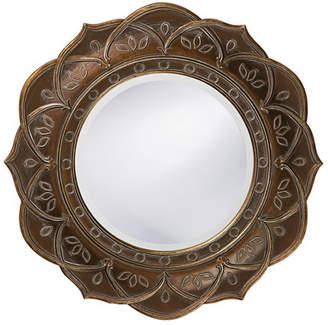 Bungalow Rose Antique Accent Mirror
