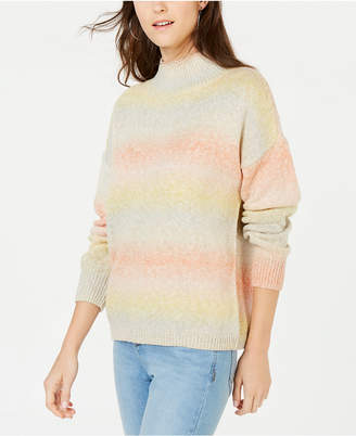 INC International Concepts I.n.c. Ombre Turtleneck Sweater