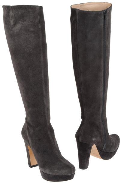 Pura Lopez High-heeled boots