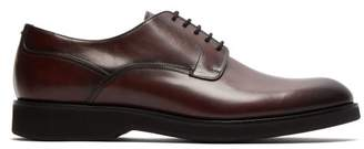 Harry's of London Paul Leather Derby Shoes - Mens - Burgundy