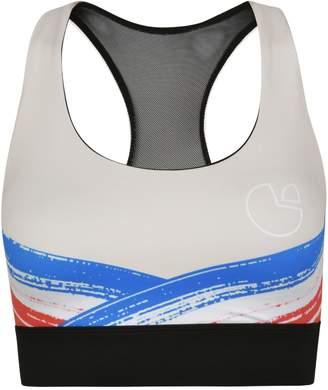 Pocket Sport - Impasto Support Sports Bra In Cream
