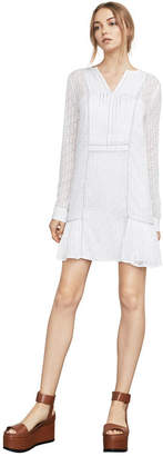 BCBGMAXAZRIA Rosalie Silk Dress
