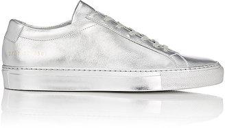 Common Projects Women's Original Achilles Low-Top Sneakers $495 thestylecure.com