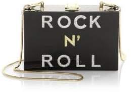 Milly Rock N' Roll Smoky Box Clutch