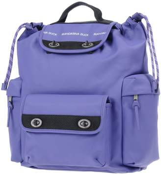 Mandarina Duck Backpacks & Fanny packs - Item 45406239GR