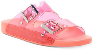 Jessica Simpson Prespen Double-Band Slide Sandals Women's Shoes