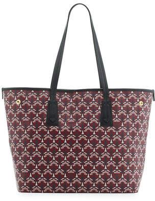 Liberty London Little Marlborough Iphis-Print Tote Bag