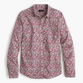 J.Crew Slim perfect shirt in Liberty® floral