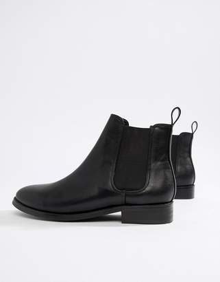 Office Flat Chelsea Boots