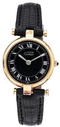 Cartier Must de Watch