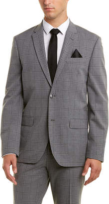 Ben Sherman Netley Suit With Flat Front Pant