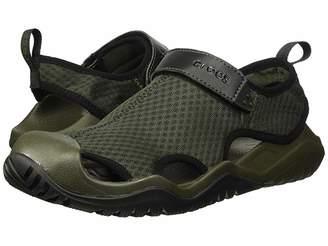 Crocs Swiftwater Mesh Deck Sandal