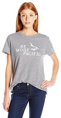 Sub_Urban RIOT Women's Be More Pacific Loose Fit Graphic Tee $44 thestylecure.com