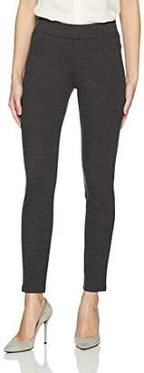 NYDJ Women's Basic Pull on Ponte Knit Leggings