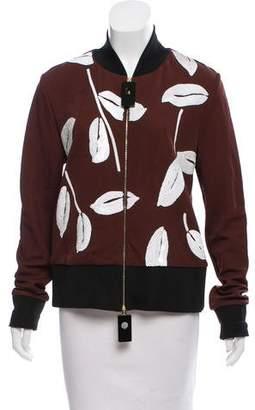 Marni Embellished Bomber Jacket