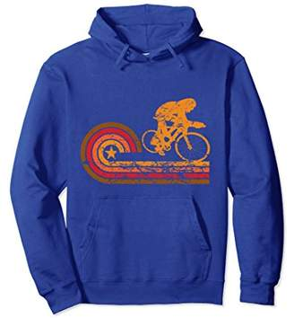 Retro Style Cyclist Vintage Cycling Hoodie