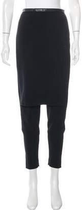 Dion Lee Layered Skinny Pants w/ Tags