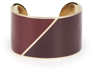 Lanvin New Elliptique Cuff Bracelet