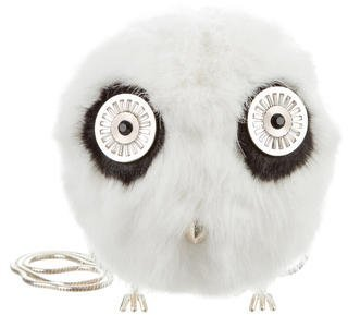 Kate Spade Kate Spade New York Blaze A Trail Furry Owl Bag