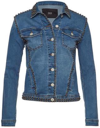 Steffen Schraut Embellished Denim Jacket